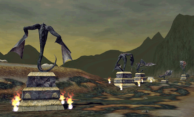 LOTRO Dread Line in Angmar