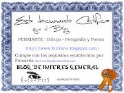 Premio Otorgado por Fotoartis