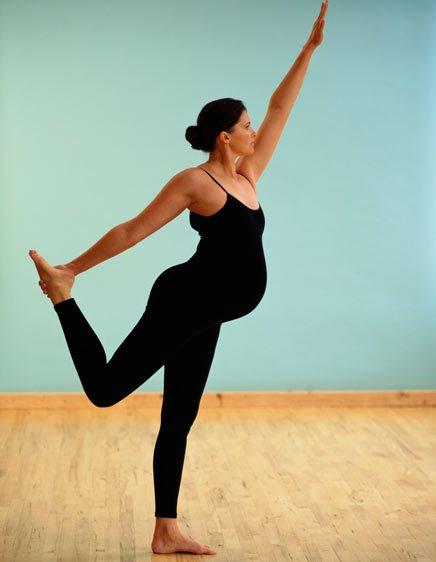 exercicios durante a gravidez