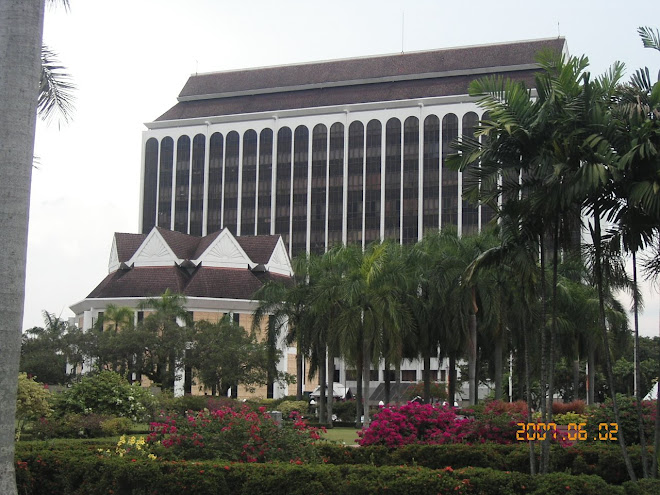 Dewan bandaraya Ipoh,Green Town