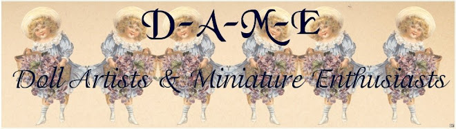 Doll Artists & Miniature Enthusiasts