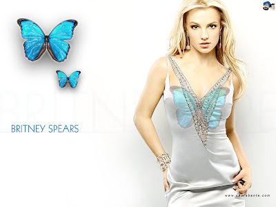 britney wallpapers. Stuning Britney Spears. Posted by msk_ajay