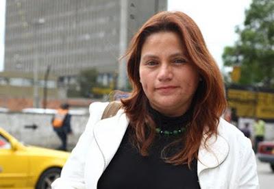 claudia julieta duque perseguida das asesinato jaime garzon  represion colombia blog