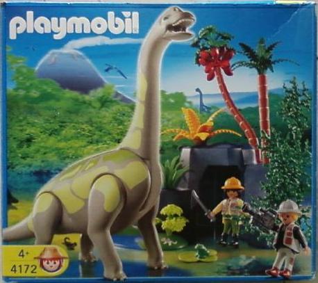 Colecci n de playmobil los dinosaurios for Playmobil dinosaurios