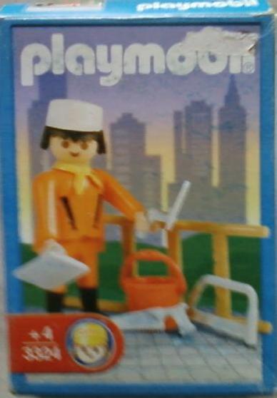 Colección de Playmobil