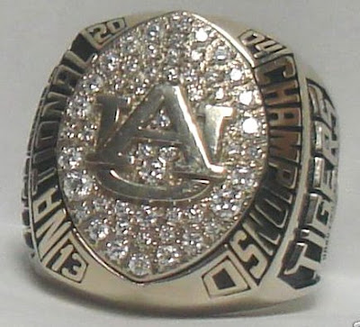 Auburn Rings Up 2004 National