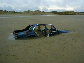 My New Zealand Vacation, Ninety Mile Beach, Photo10420