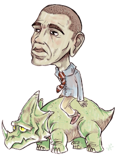 new overlords edit update here is obama riding a dinosaurObama Riding A Dinosaur