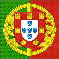 BANDEIRA PORTUGUESA: