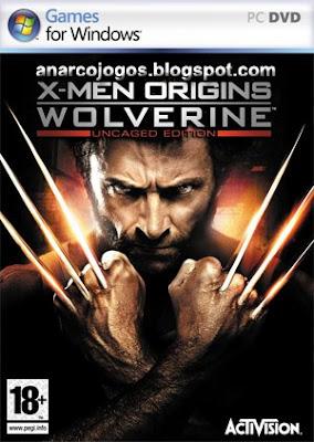 Men Origins: Wolverine - Pc Game RIP