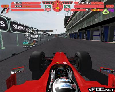 F1 Yarışı Oyunu