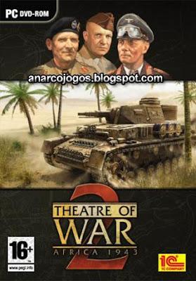 JOGO Theatre Of War 2 Africa 1943