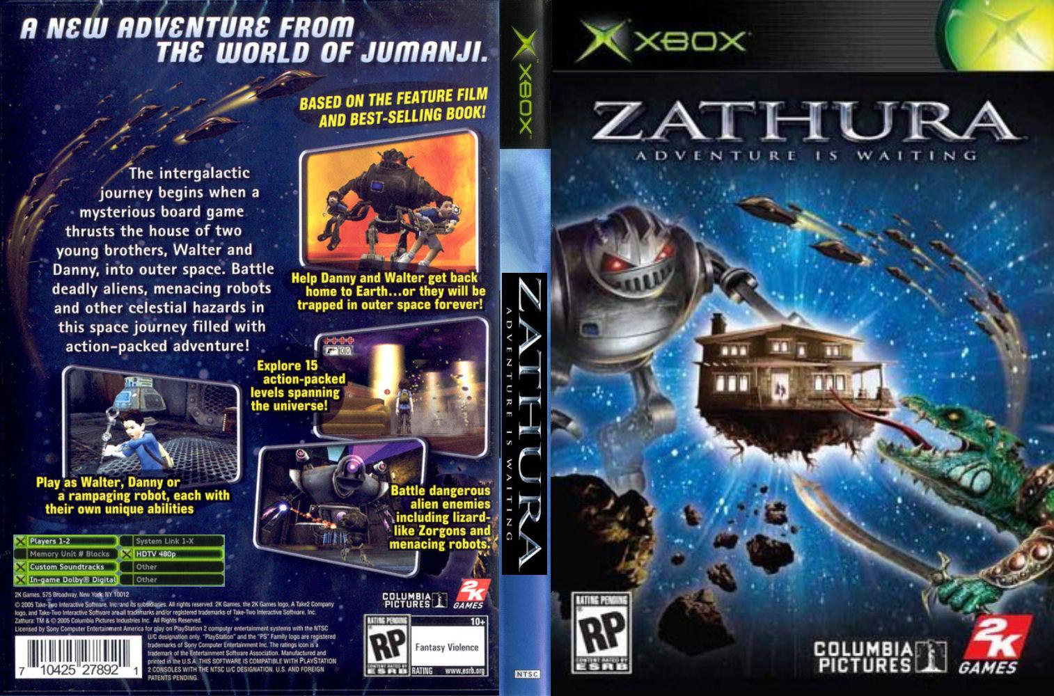 Zathura Robot Zathura