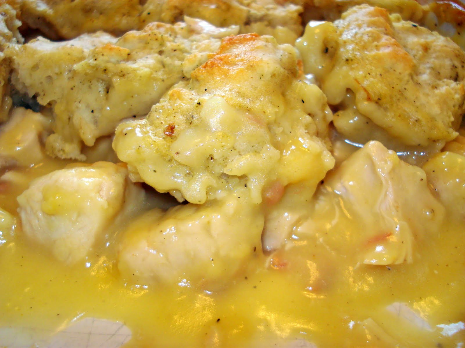 What we've got cookin': Chicken & Dumplings