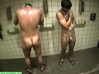 Flagra - vestiário masculino