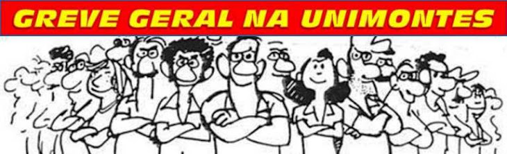 Greve Geral na Unimontes