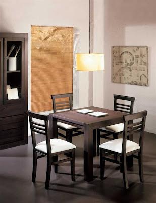 Mimbres y muebles rusticos y finos comedores for Comedor 12 puestos