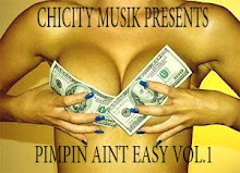 CHI TIL I DIE AND CHICITY MUSIK PRESENTS PIMPIN AINT EASY VOL.1