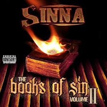 SINNA THE BOOKS OF SIN VOLUME 2
