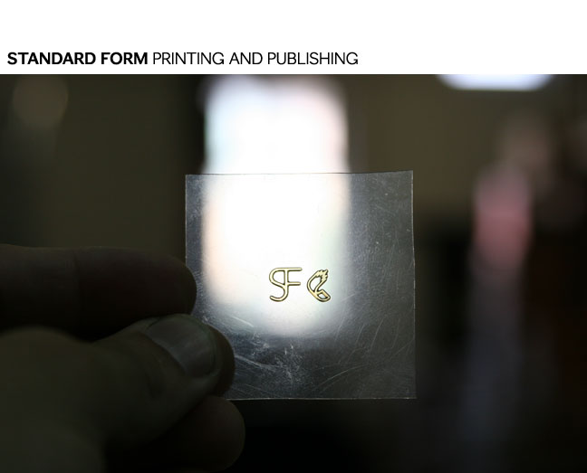 Standard Form Printing and Publishing