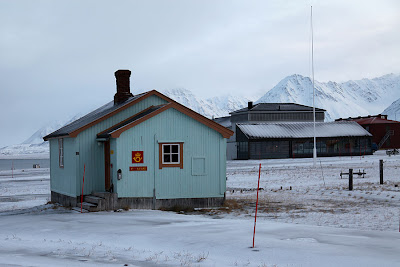 Ny-Ålesund Post Office