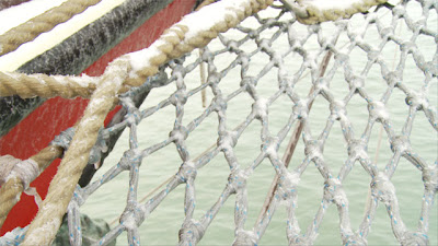 Frozen bowsprits