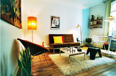 Modern Living Decorating Ideas, Living Room Design Ideas - Living Room Colors