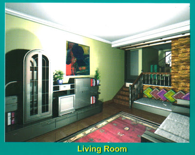 Living Room Interior Design Color, Interior Design Color 2009 - Living Room Interior Color Decorating Ideas