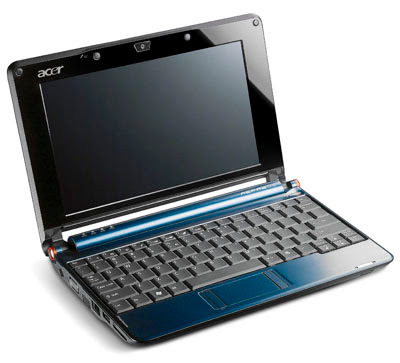 Acer Aspire One Mini Laptop Computer