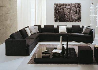 Design Interior Modern Living Room
