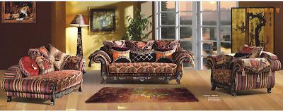Living Room Furniture Europe Sofa D29A