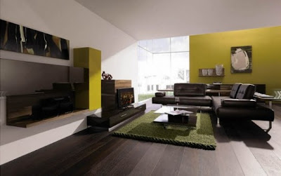 Living Room Designs and Ideas for 2010 by Hülsta l Modern Living Room
