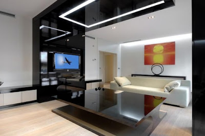 perfect apartment interior renovation result by a cero in madrid
