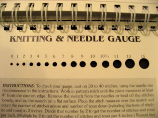 Knitting Needle Sizes Old And New : Clutch instructions the more than you probably