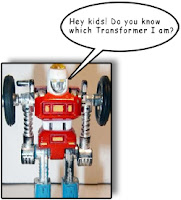 Gobot in Disguise