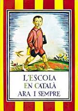 Cliqueu la imatge i signeu en defensa de l'escola en català