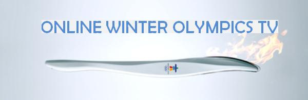 ONLINE WINTER OLYMPICS TV