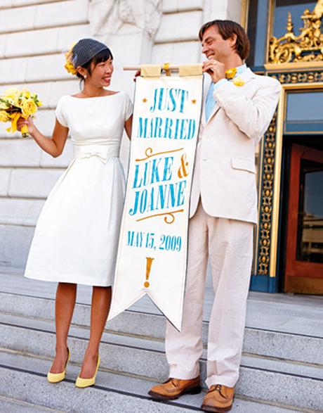 San francisco city hall wedding for City hall wedding ideas