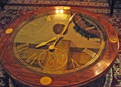 Coffee Table Clocks