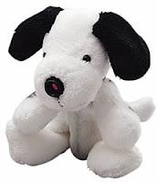 WebCam em formato de cachorro de pelúcia
