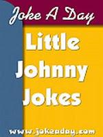 Foto da capa de um livro americano dedicado exclusivamente ao personagem Little Johnny, o Joãozinho deles.