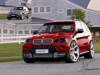 Personalização de um BMW com Photoshop
