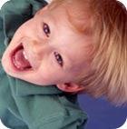 Criança Rindo Feliz