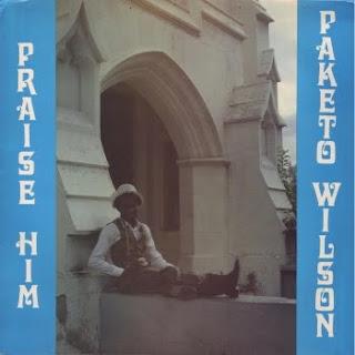 Paketo Wilson. dans Paketo Wilson Front