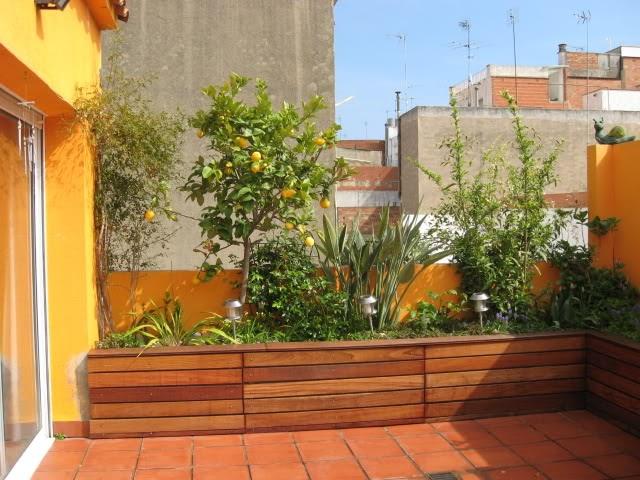 El cuaderno del decorador macetas y jardineras - Jardineras para jardin ...