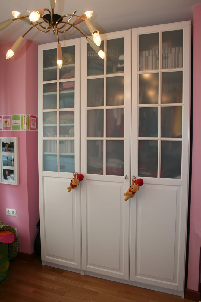 El cuaderno del decorador hacer nuestro propio vestidor - Ikea muebles armarios ...