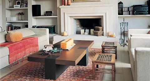 El cuaderno del decorador alfombras recibidor y sal n - Alfombras para el salon ...
