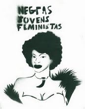 NEGRAS  JOVENS FEMINISTAS