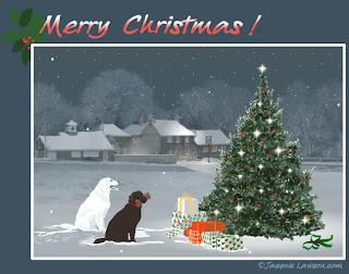 English Christmas Cards