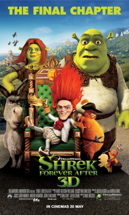as good as it gets having a good time with shrek 4